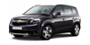 Chevrolet Orlando: Commandes - Instruments et